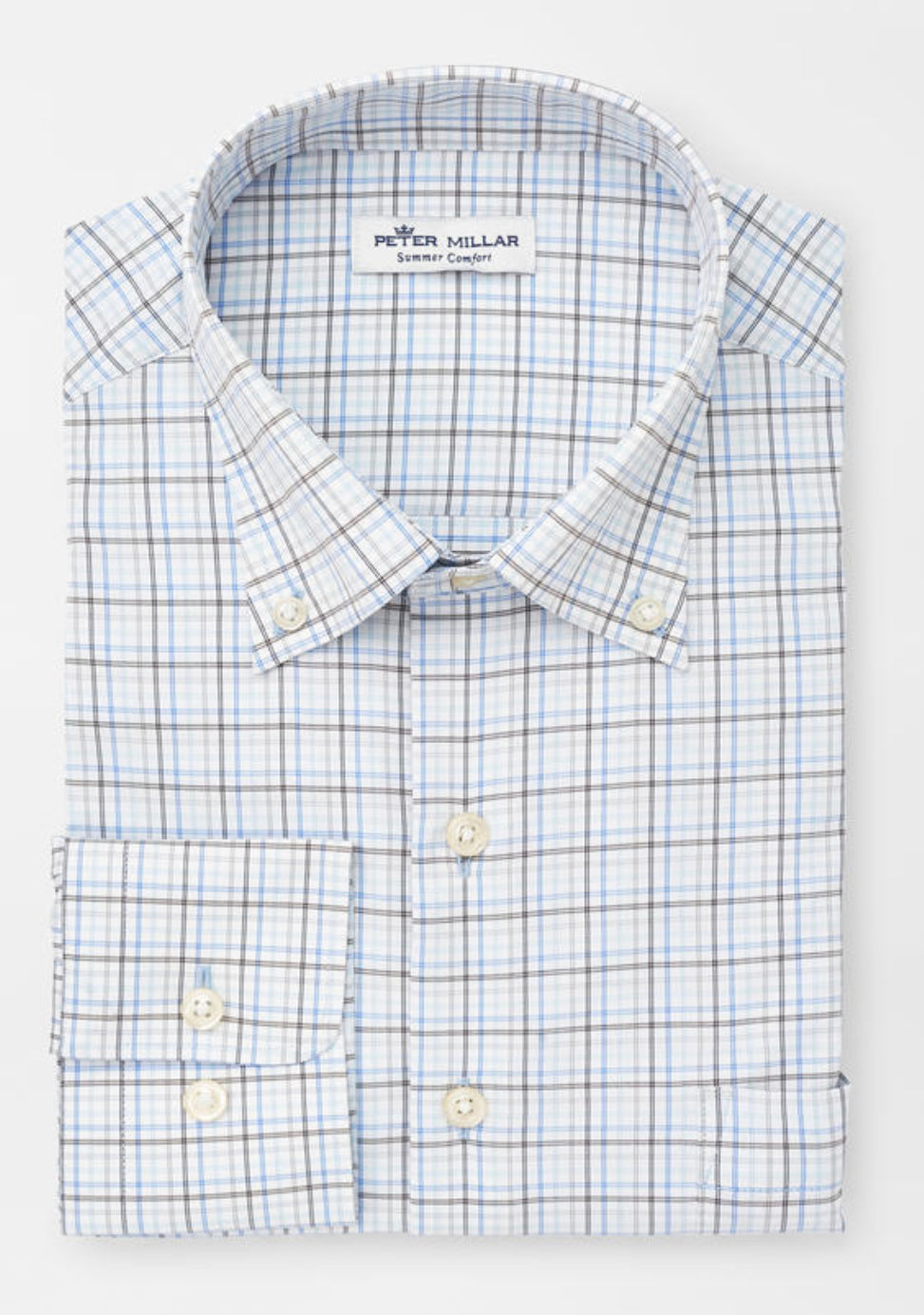 PETER MILLAR FULTON PERFORMANCE SPORT SHIRT