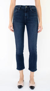 FIDELITY CHER HIGH RISE SLIM STRAIGHT