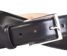 Load image into Gallery viewer, SMITH 2 BUCKLE COACHMAN LEATHER BELT