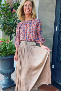 JOYJOY BLOOMSTICK SKIRT