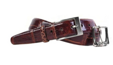 Load image into Gallery viewer, MARTIN DINGMAN JEFFERSON ALLIGATOR BELT