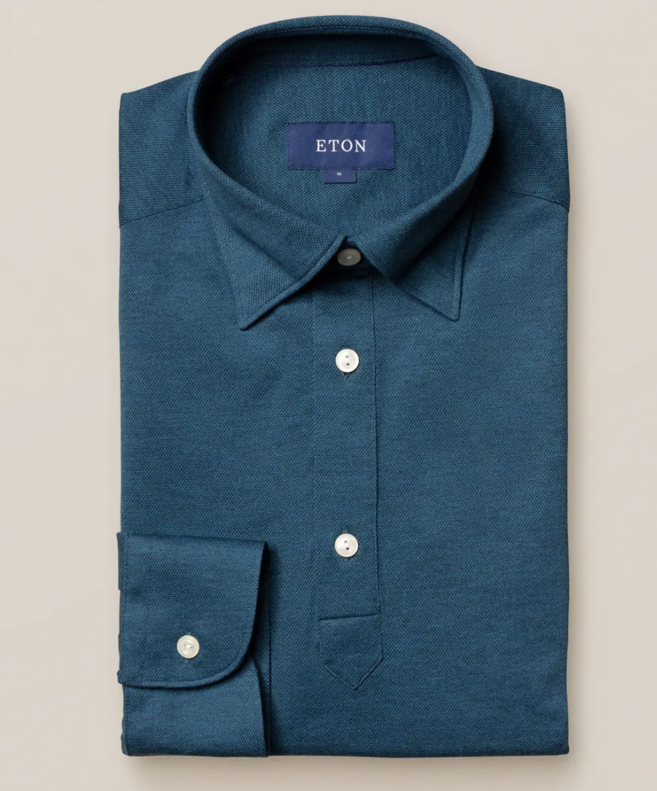ETON KNIT LONG SLEEVE