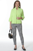 Load image into Gallery viewer, J'ENVIE BELL SLEEVE KNIT JACKET