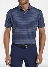 Load image into Gallery viewer, PETER MILLAR WRIGHT STRIPE PERFORMANCE POLO