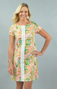 CK BRADLEY HOLCOMB SHIFT DRESS