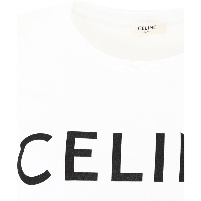 Céline T-shirts & Top Wear 2X314916G01OB 339127