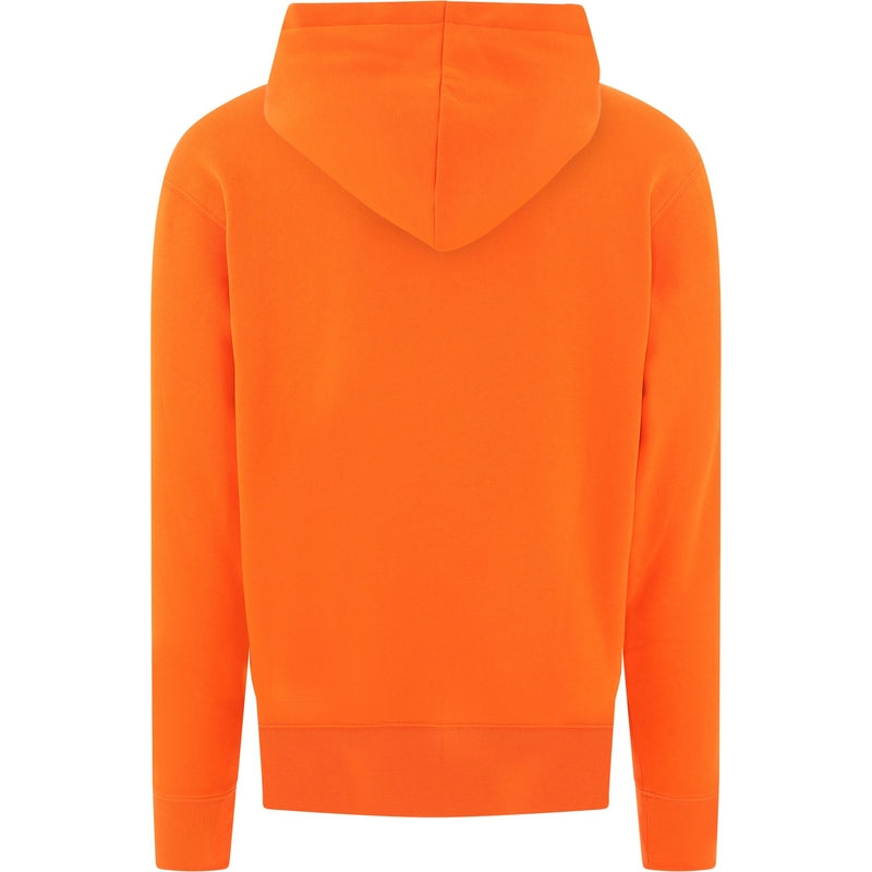 ACNE STUDIOS Hoodies 2HK173DARK ORANGE 339155