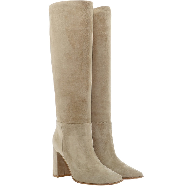 GIANVITO ROSSI Boots G8048985RIC-C45BISQUE 352125