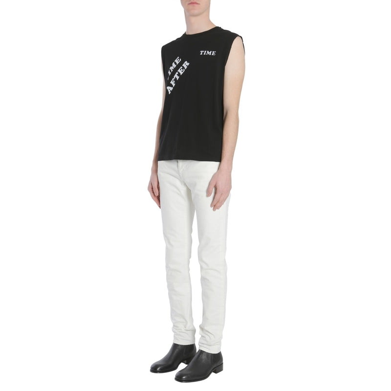 SAINT LAURENT T-shirts(Half) 501683_YB2MG9787 100875
