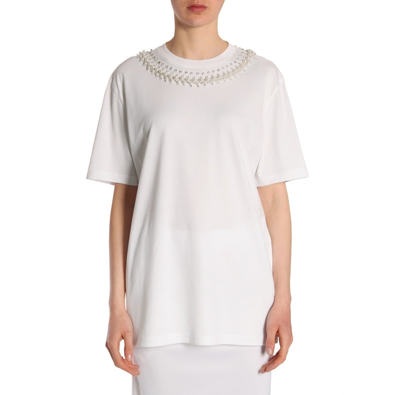 GIVENCHY T-shirts & Top Wear BW700D_3Z0G100 100715