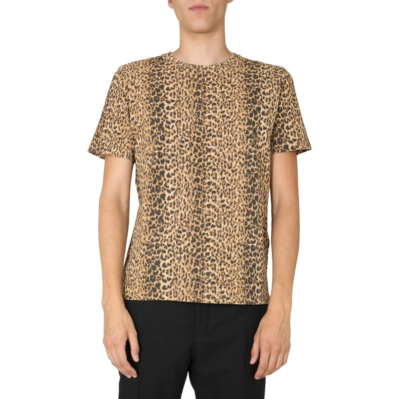 SAINT LAURENT T-shirts(Half) 633119_YBWK29745 374262
