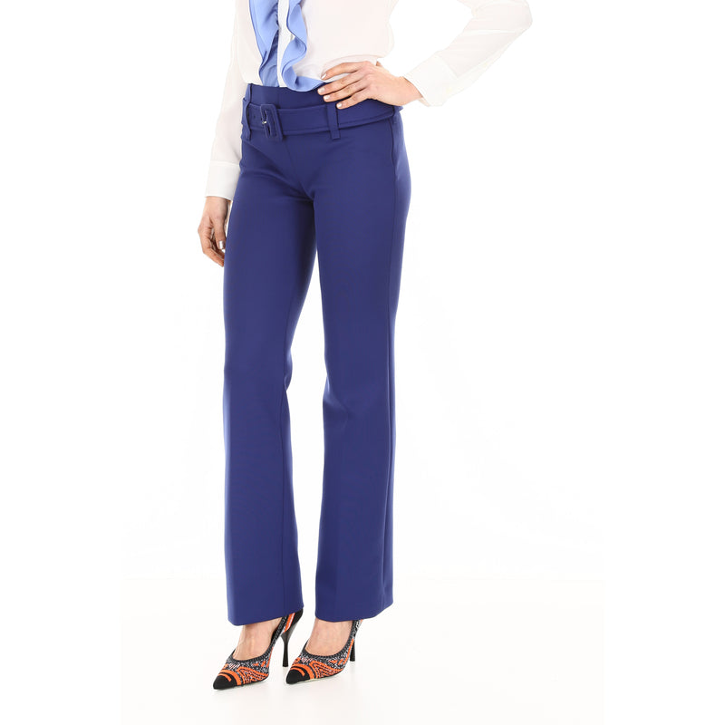 PRADA Regular Fit & Straight Pants P291BH 1S21 187850