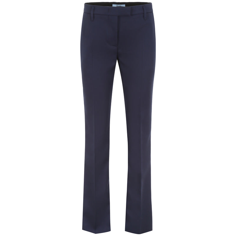 PRADA Regular Fit & Straight Pants P296BG 1N8M 187847
