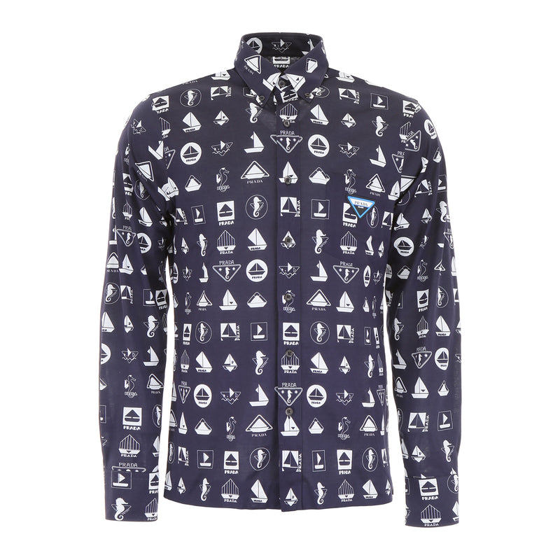 PRADA Casual Shirts UCN201 1TV4 184320