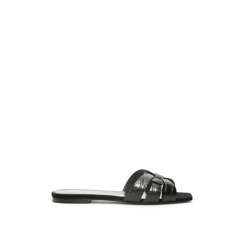 SAINT LAURENT Flip Flops & Slippers 606387 06A00 309679