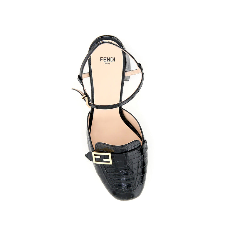 FENDI Flip Flops & Slippers 8J7098 TC3 338022