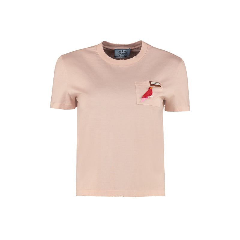 PRADA T-shirts & Top Wear 3520AR1WYY 323508
