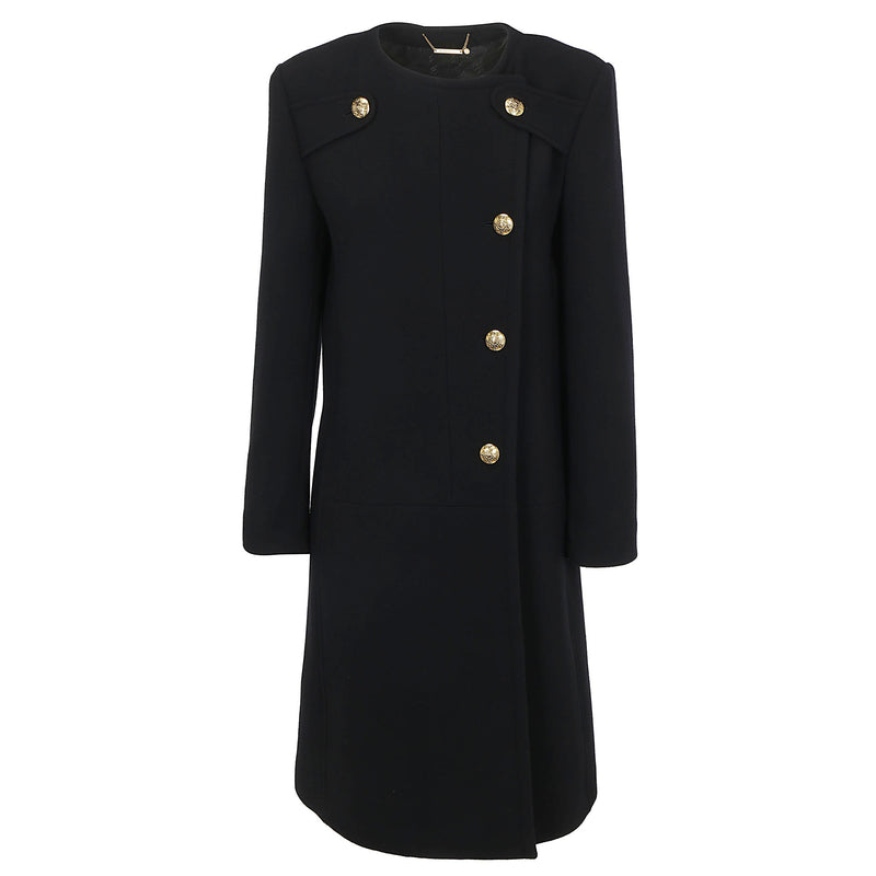 GIVENCHY Single Breasted Coat BWC06C127Y 295121 - Ritzmall