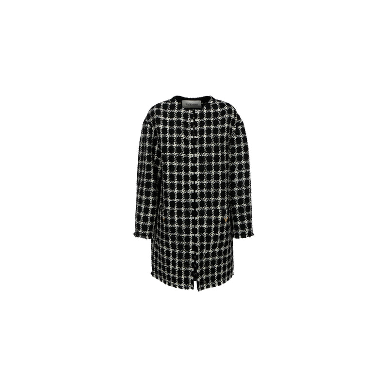 VALENTINO PAP Single Breasted Coat UB3CA5505LC 382185