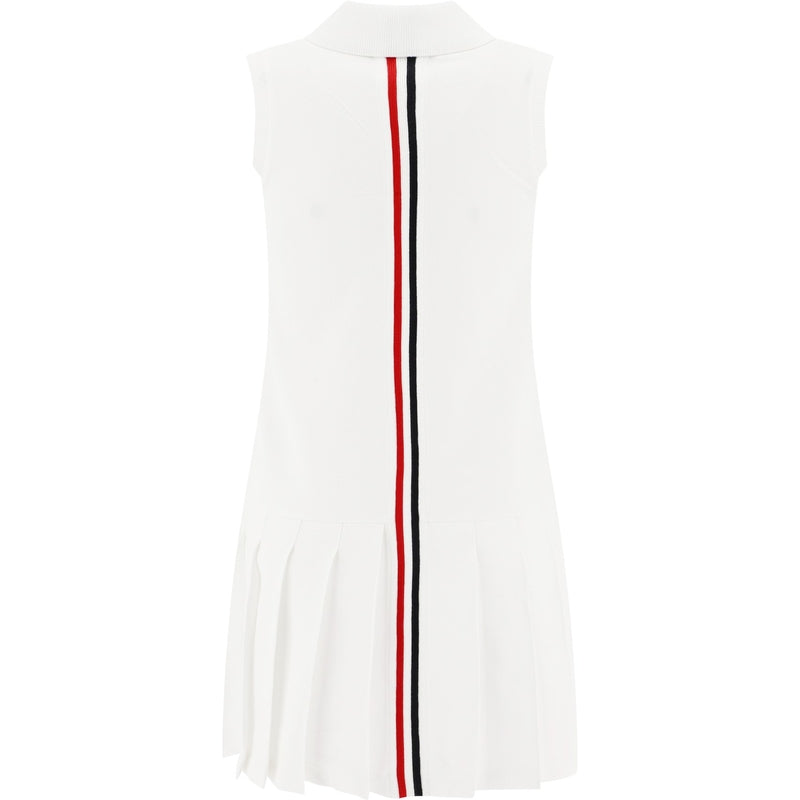 THOM BROWNE Midi Dress FJD057A00050100 323767