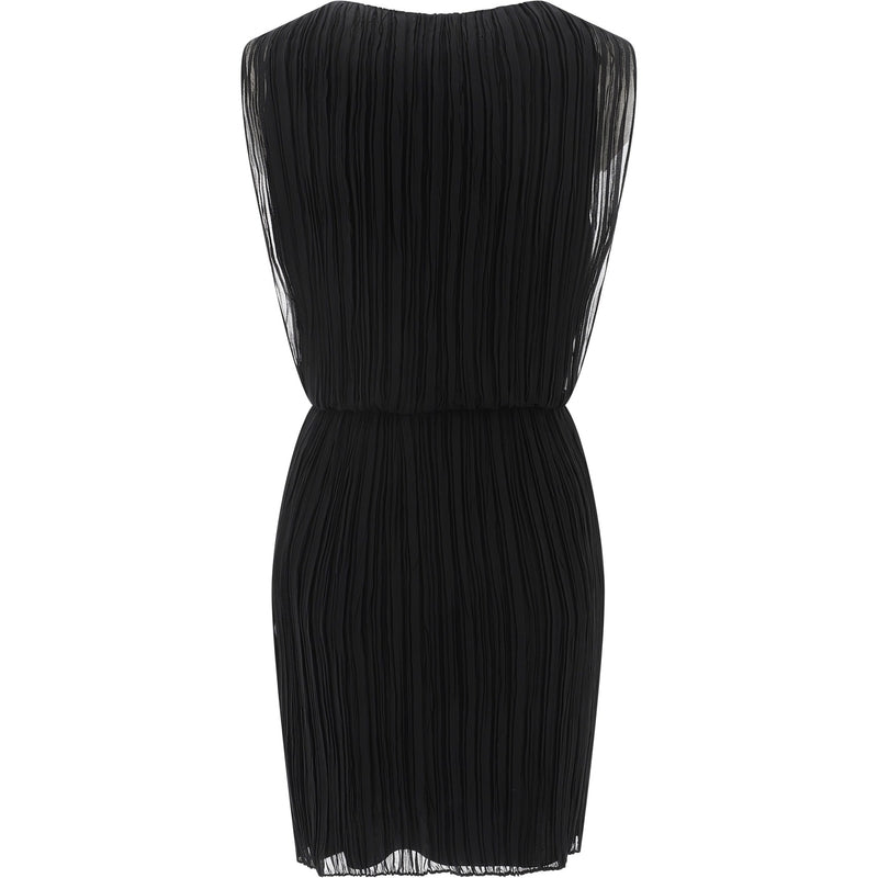 SAINT LAURENT Long Dress 617627Y501S1000 323821