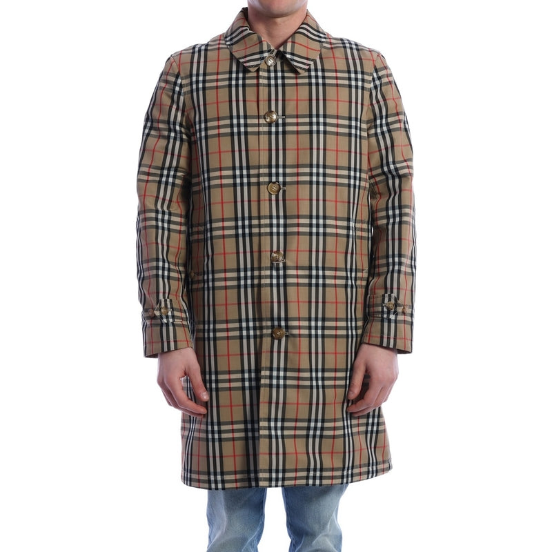 BURBERRY Single Breasted Coat 8025896 115943 A7028 307328 - Ritzmall