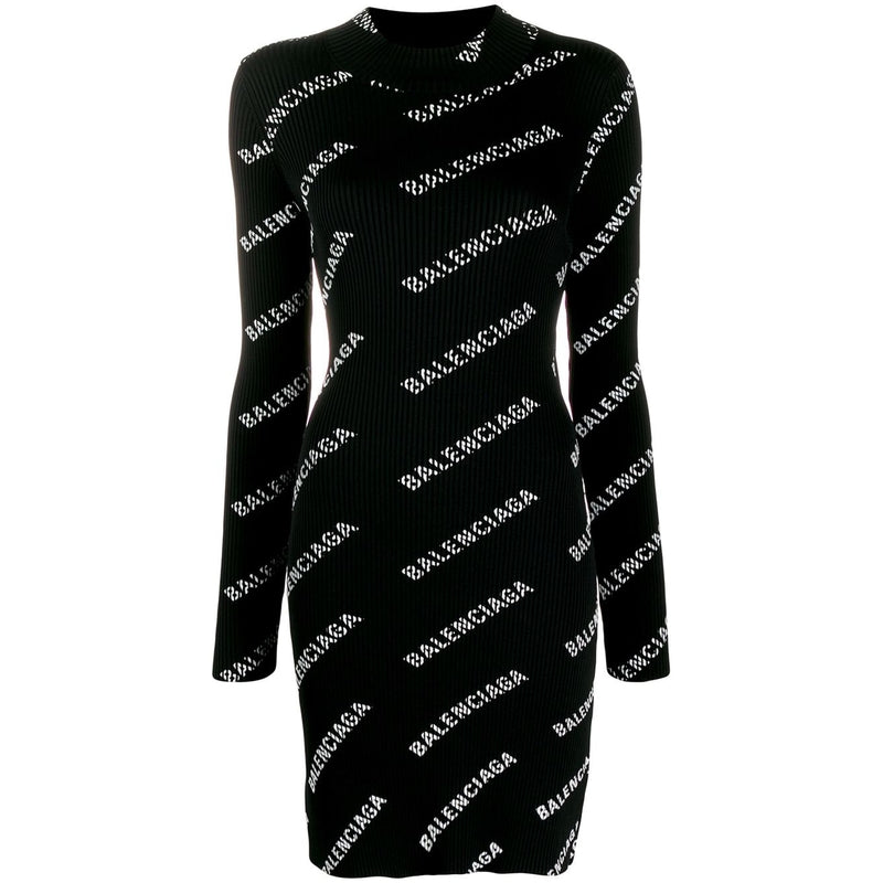 BALENCIAGA Midi Dress 595196-T61401070 347550
