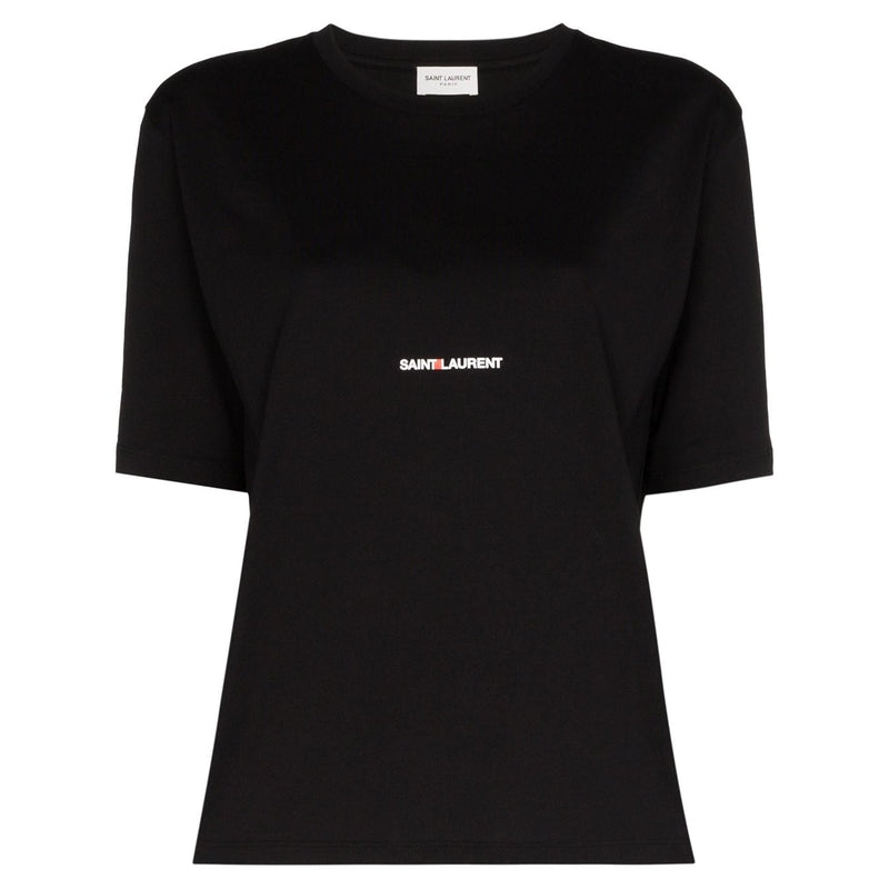 SAINT LAURENT T-shirts & Top Wear 460876-YB2DQ1000 348439 - Ritzmall
