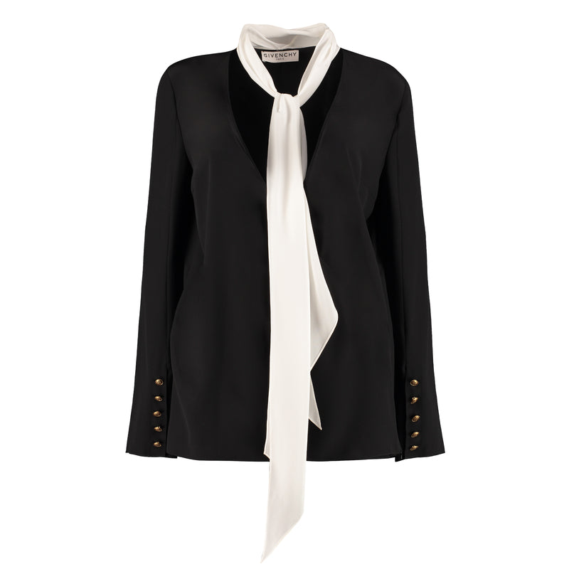 GIVENCHY Blouse BW60KR12EH 272667