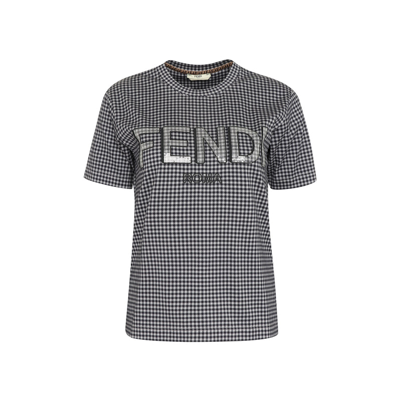 FENDI T-shirts & Top Wear FS7254AD95 371255