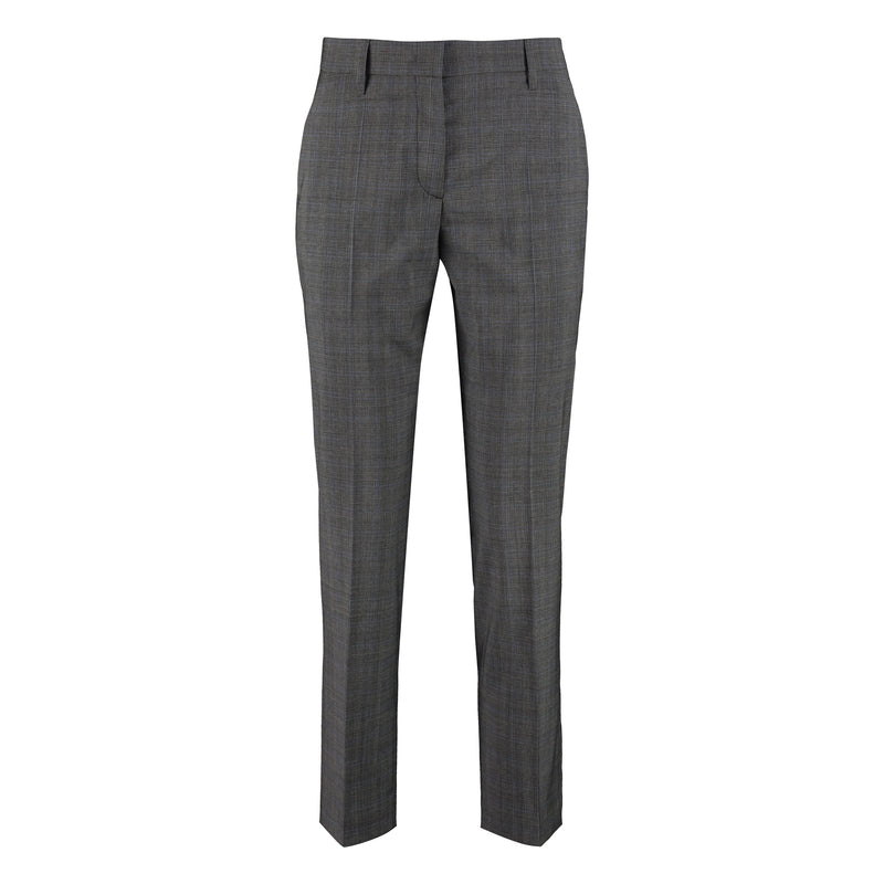 PRADA Regular Fit & Straight Pants P24691UWC 229937