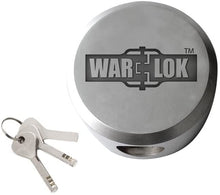 Load image into Gallery viewer, PKH-10 -Heavy Duty Puck Lock and Hasp