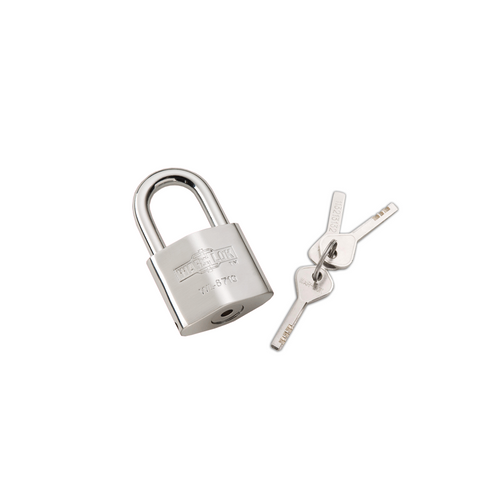 WL-8710 boron shackle padlock