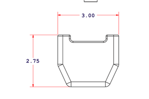 Cargo Trailer Door Lock Dimensions