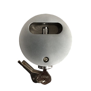 puck lock locking pin
