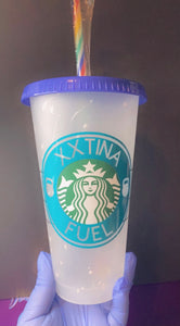 Custom Cold Cups
