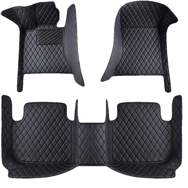 Julian's auto <br> Front and rear custom car mats