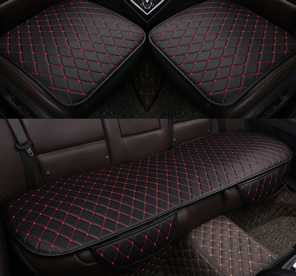 Julian's Auto Cover Premium Leather Seat