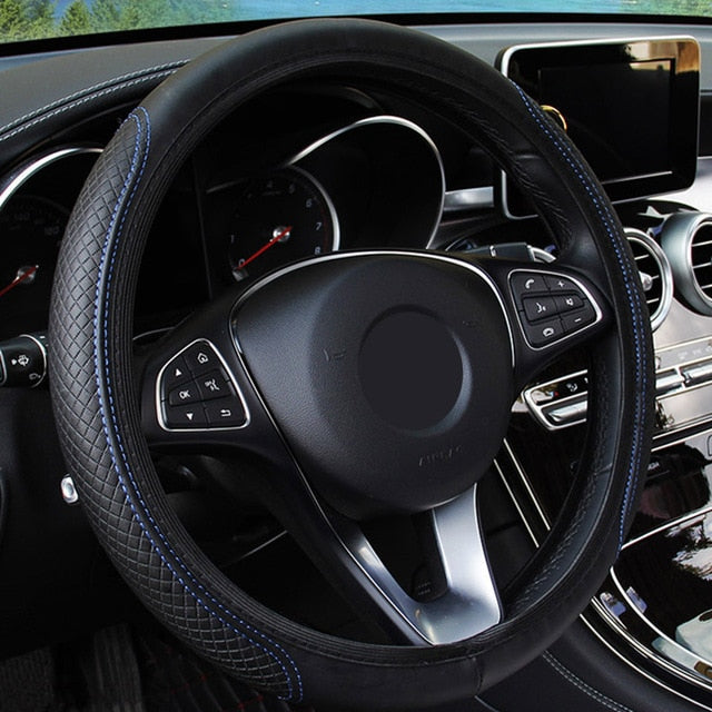 Julian's Auto <br> Steering wheel cover