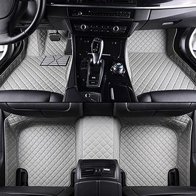 Julian's auto <br> Premium custom 7 seater car mat