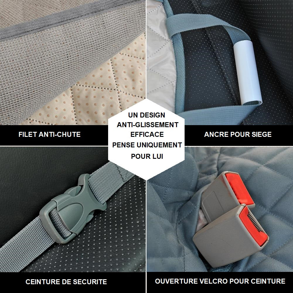 Julian's auto <br> Cover back seat for dog