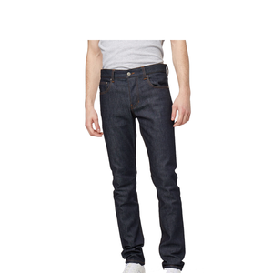 AMI Raw Indigo Denim