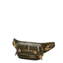 Load image into Gallery viewer, MSPC Potential v2 Olive Waist Bag