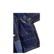 Load image into Gallery viewer, FDMTL Patchwork Coverall Rinse Jacket
