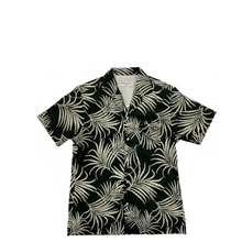Load image into Gallery viewer, Officine Generale Dario Tropical Leaf S/S Shirt