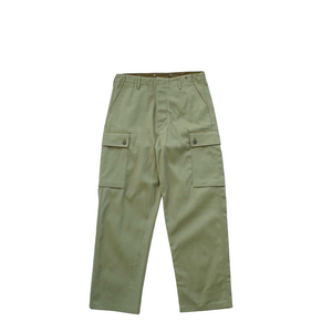 Nigel Cabourn 5 Pkt Monkey Pants Green