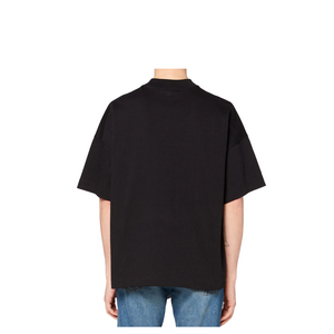 AMI De Coeur Oversized T-Shirt  Black