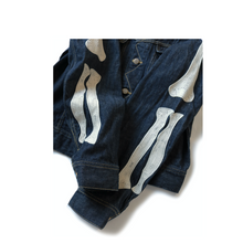 Load image into Gallery viewer, Kapital 11.05oz Denim MEXICAN TUXEDO Westerner