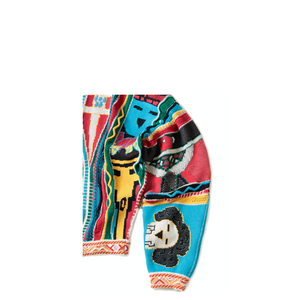 Kapital 7G KACHINA GAUDY Crew Sweater