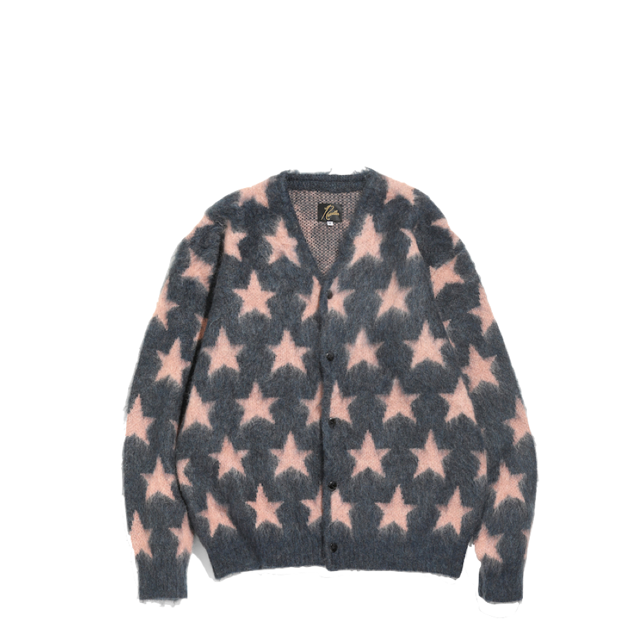 Needles Mohair STAR Cardigan